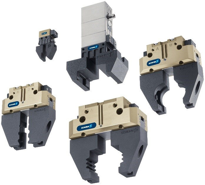 Schunk's 3D-Printed Grippers Grab All Attention