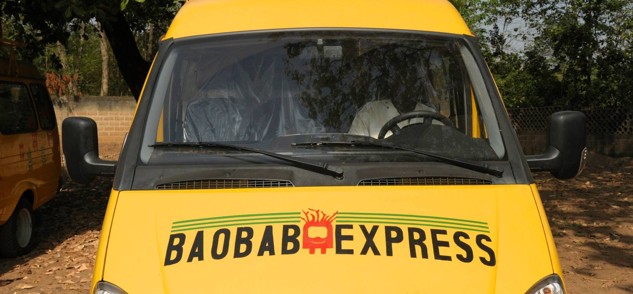 All Aboard the Baobab Express!