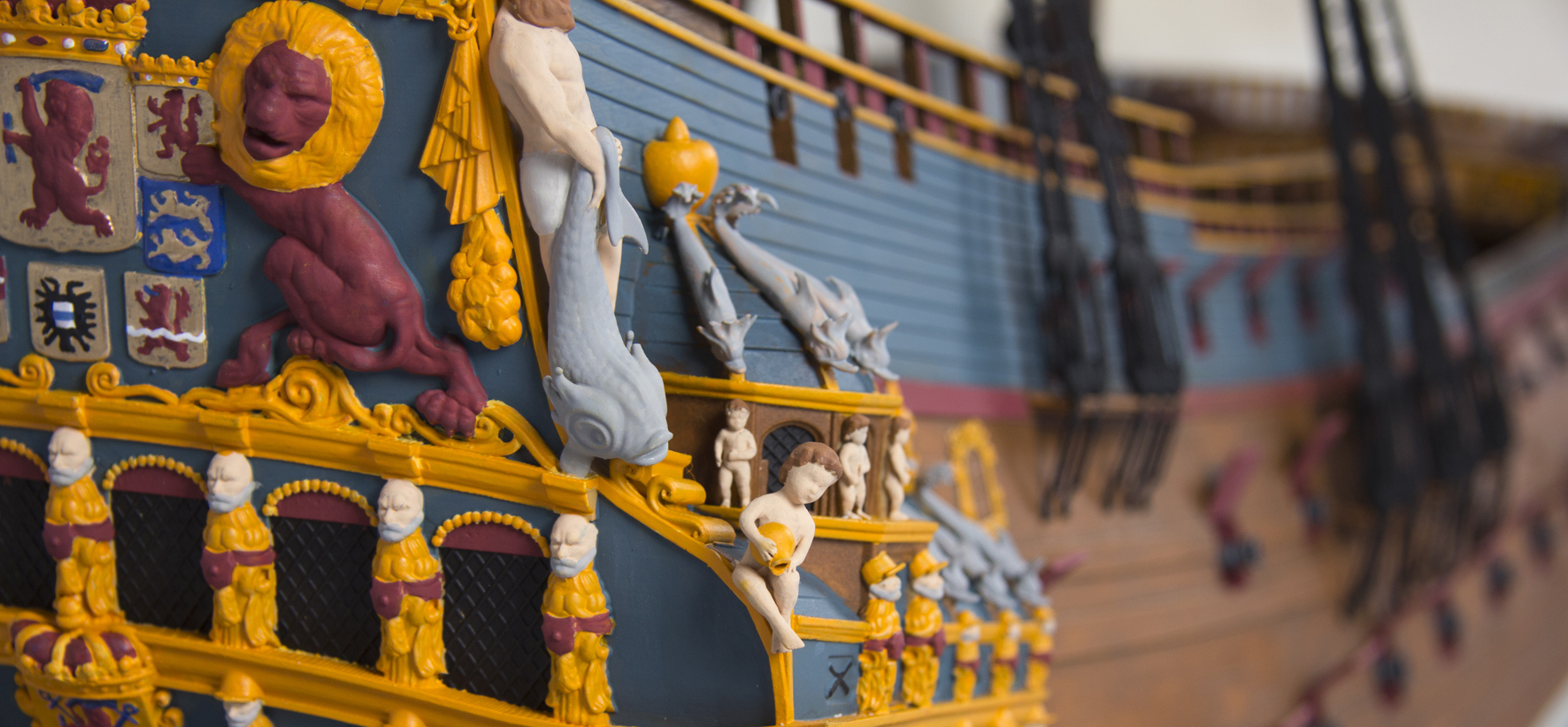 Setting Sail for the Seven Provinces: Materialise 3D-Prints a Ship Replica