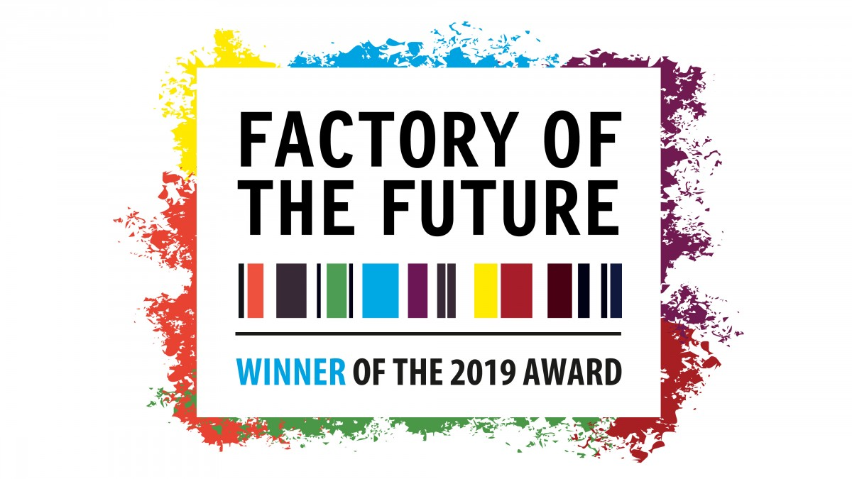 Agoria Factory of the Future winner 2019