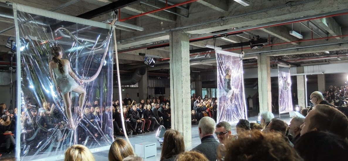 3D Printing and Iris van Herpen for the Biopiracy Fashion Show in Paris