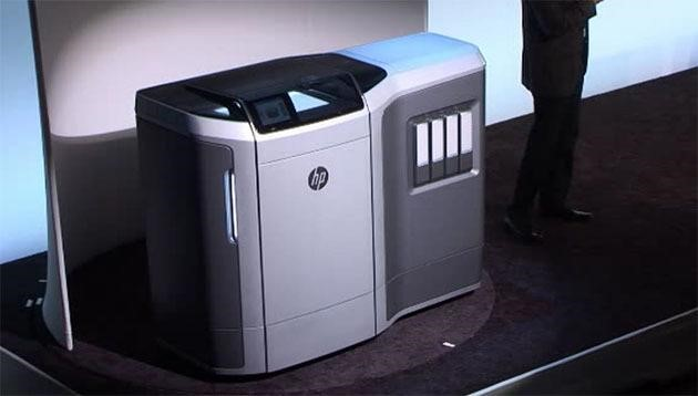 Congratulations to HP on their Newly Revealed 3D Printer - a First Reaction from Materialise's CEO