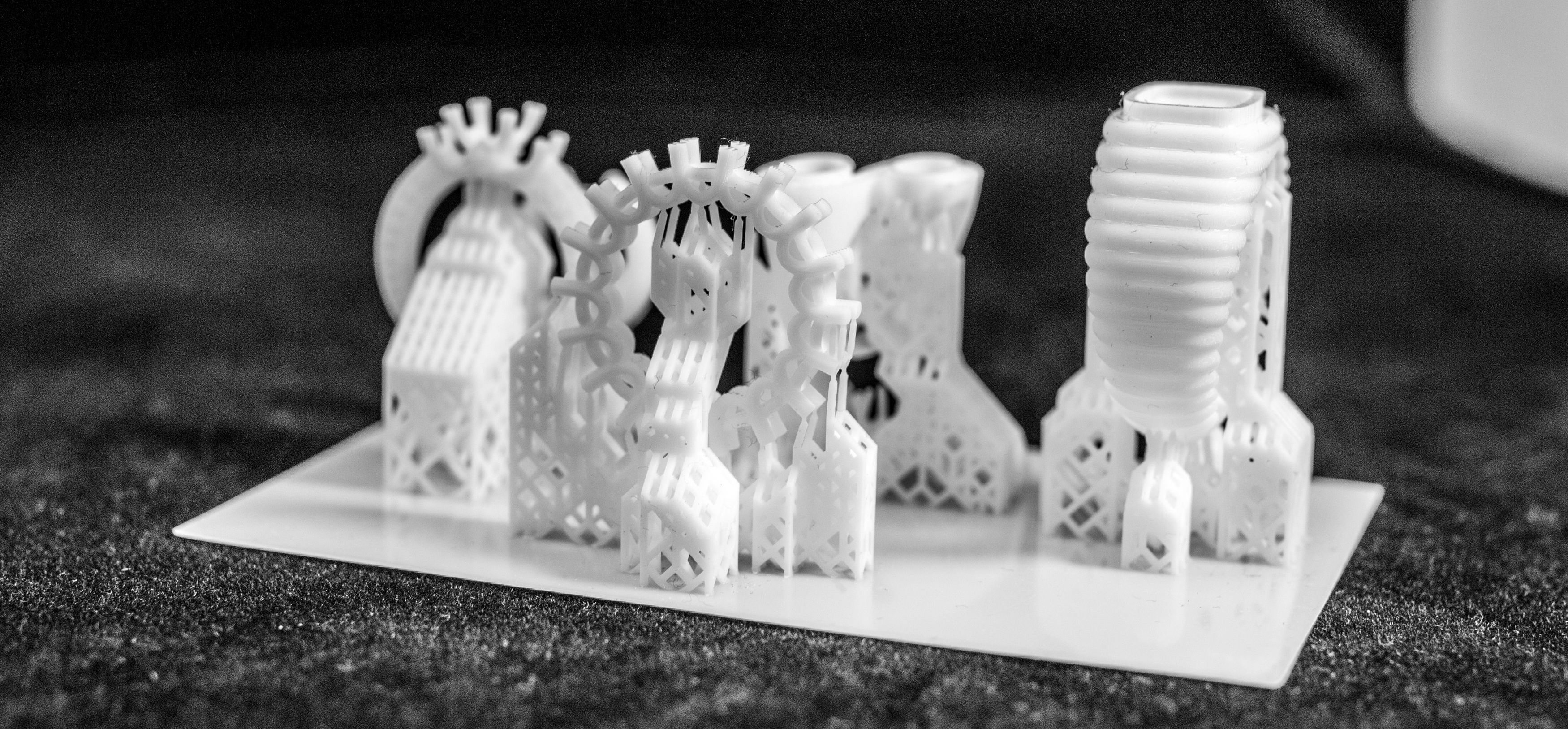 Addressing the Challenges of DLP and Bottom-Up 3D Printing