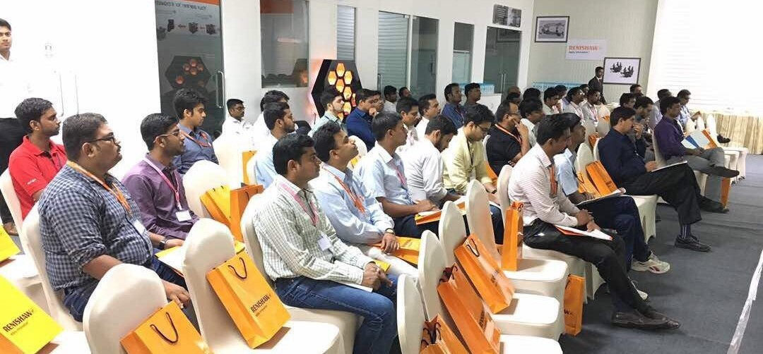 Materialise and Renishaw Host Metal AM Seminar in India