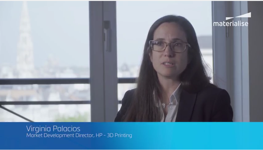"HP Interview: ""Openness and Collaboration Is Key to the Growth of the 3D Printing Industry"""