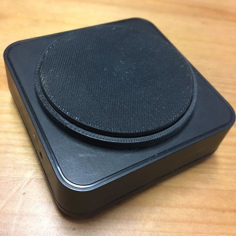 The 3D-printed pressure pad developed by Lemon Companies