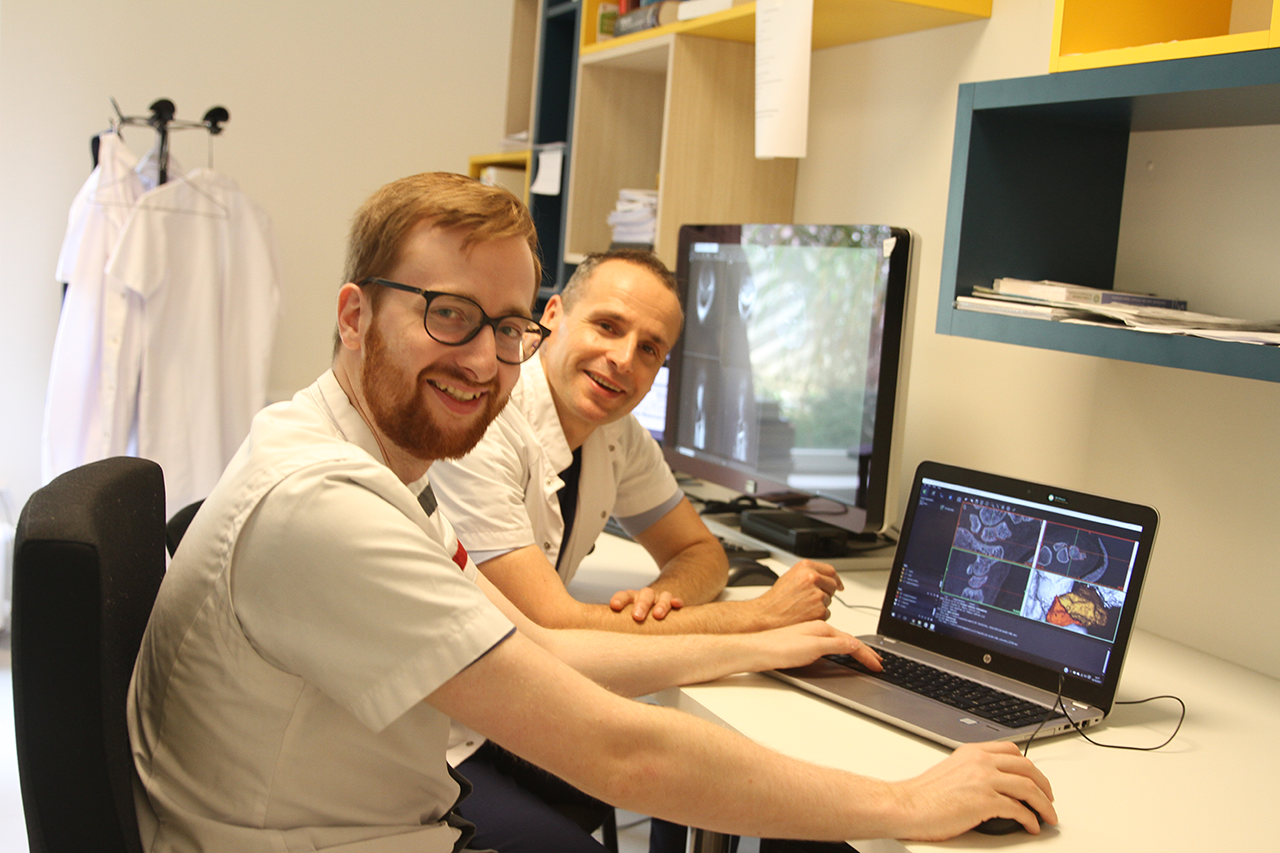 Cooperation between Radiology and Orthopedics Results in In-hospital 3D Lab and Anatomical 3D Models