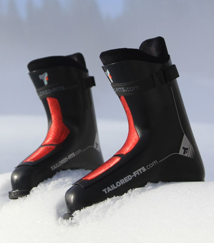 Tailored Fits - Customized 3D-Printed Ski Boots