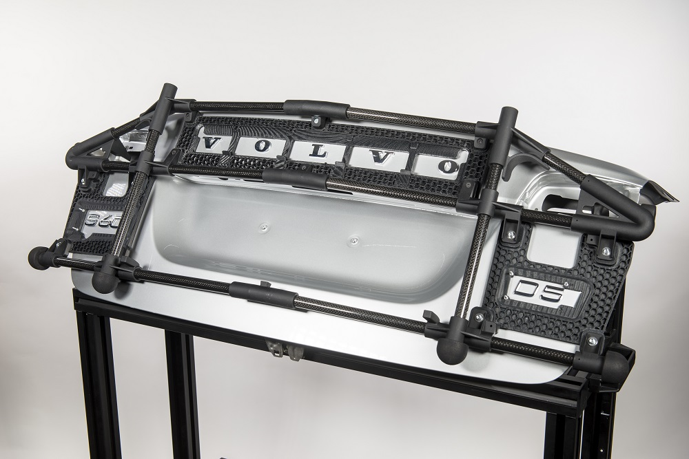 3D-printed jig for Volvo Car Gent