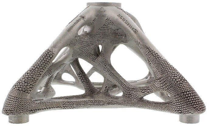 The Spider Bracket: A Topology Optimization Project by Altair, Materialise and Renishaw ...