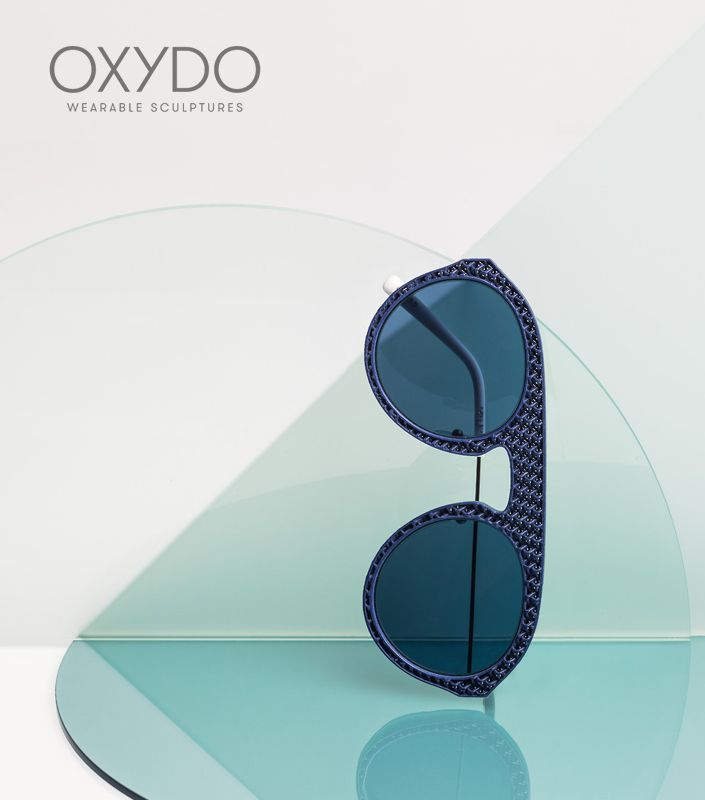 Oxydo Wearable Sculptures by Safilo