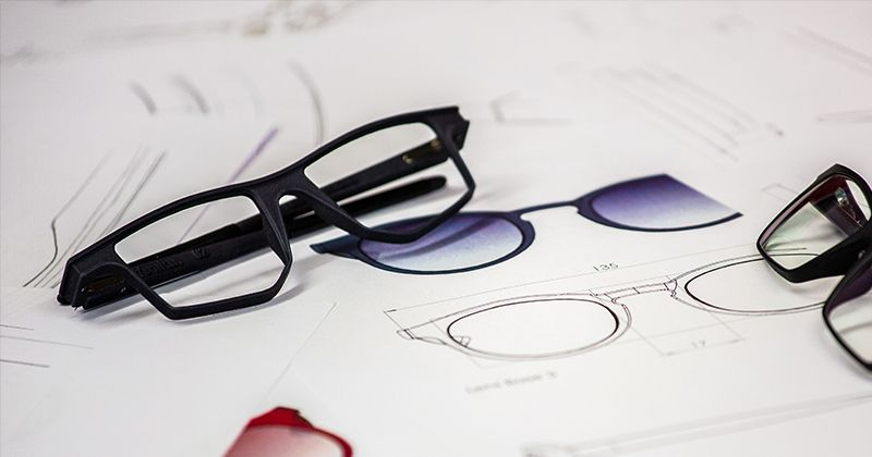 3D Printed Eyewear | Concept to collection