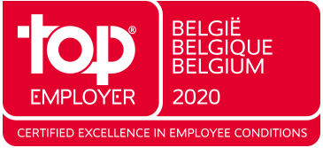 Top Employer Belgium 2020