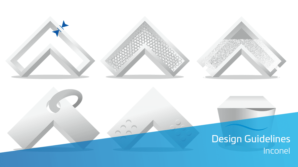 Design Guidelines for Inconel | Metal 3D Printing at Materialise