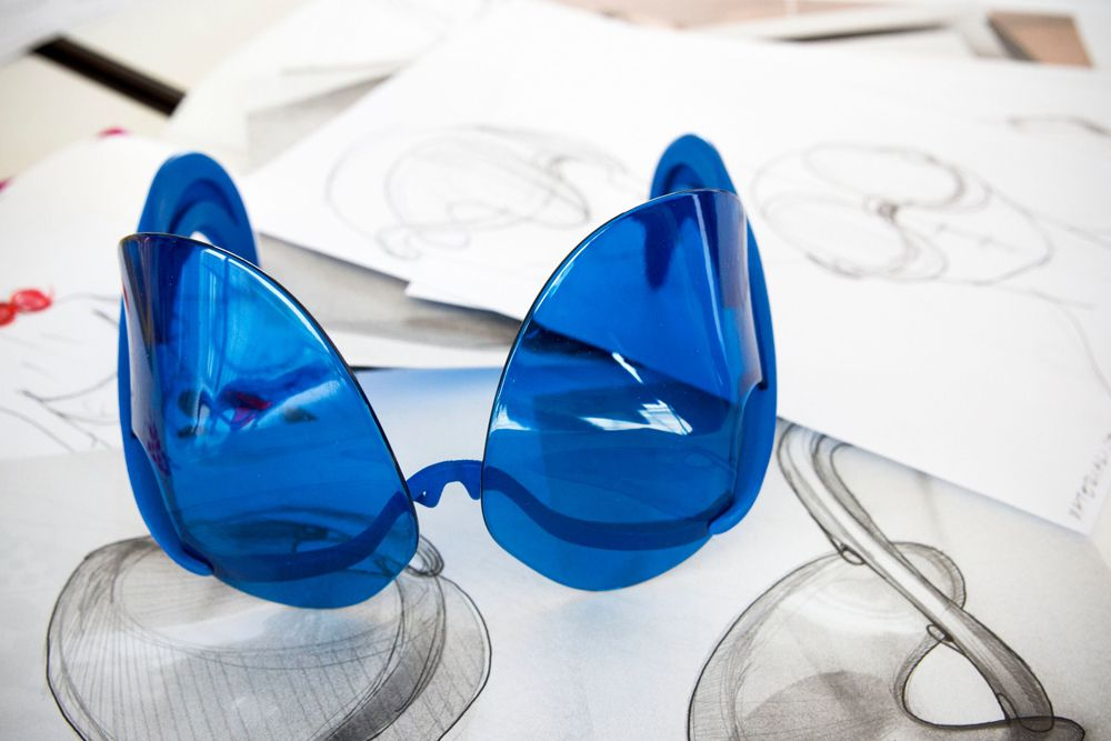 Fully 3D-Printed Luxury Glasses (TuskXC2700T) for Dávid Ring