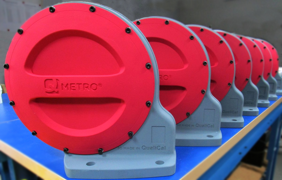 Metro lime shaft level indicators by QualiCal