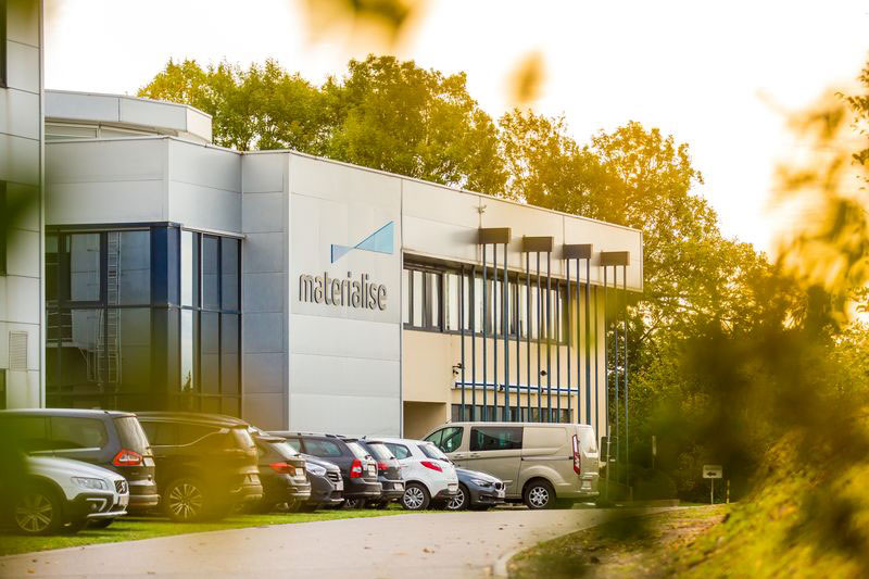 Materialise HQ