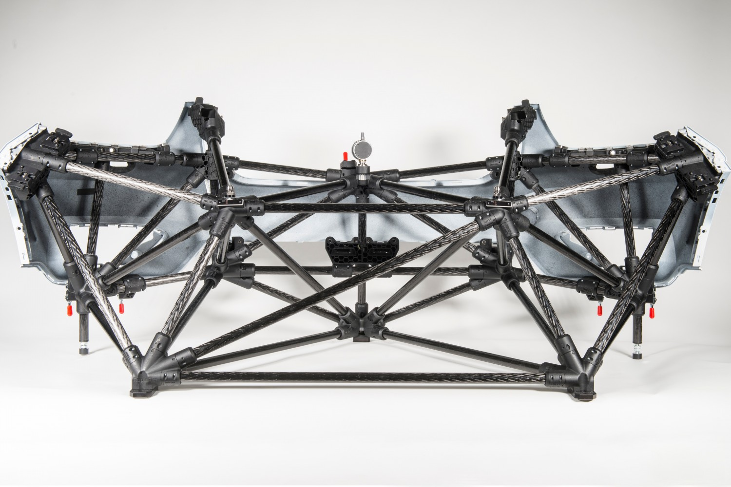 Carbon fiber automotive fixture by RapidFit