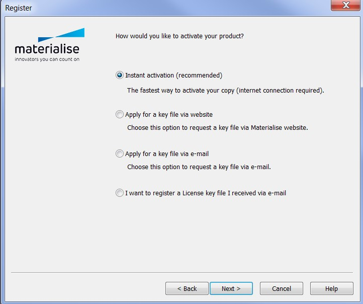 Frequently Asked Questions | Materialise 3D Printing Software
