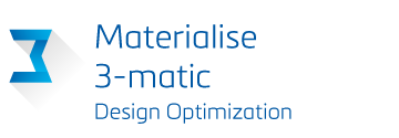 Materialise 3-matic, Design Optimization