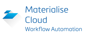 Materialise Cloud, Workflow Automation