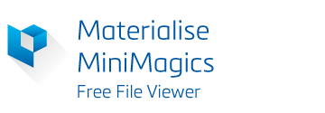 Materialise MiniMagics, Free File Viewer