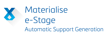 Materialise e-Stage, Automatic Support Generation