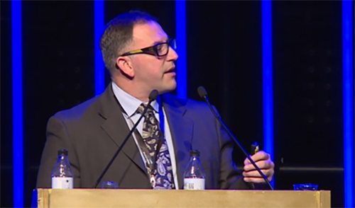 "Keynote MWS 2017: Dr. Jonathan  Morris, ""In Hospital 3D Printing  at Mayo Clinic"""