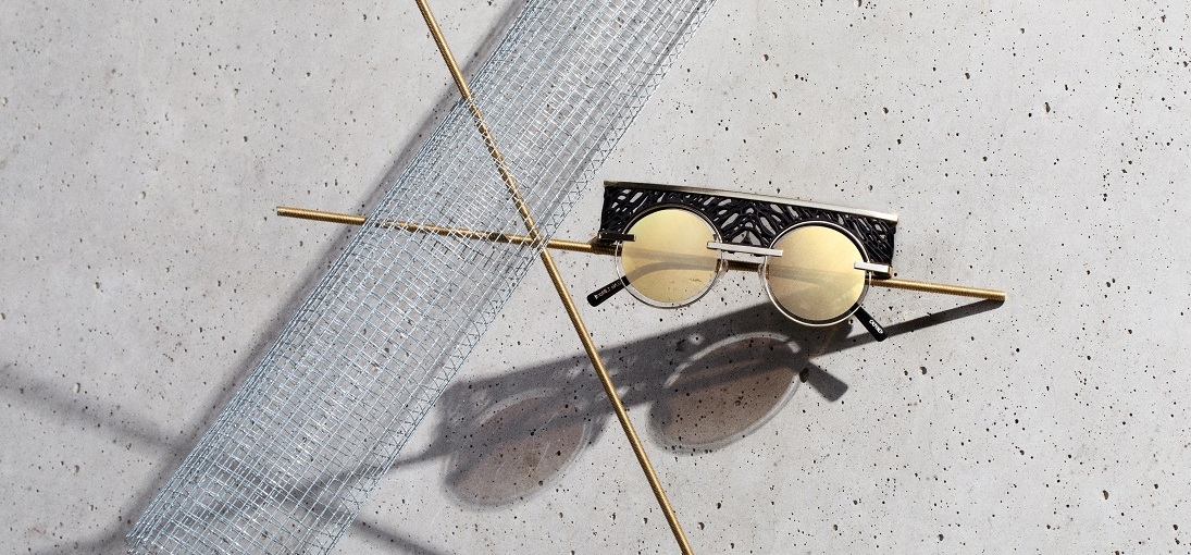 Eyewear Turns into Wearable Sculptures at Safilo