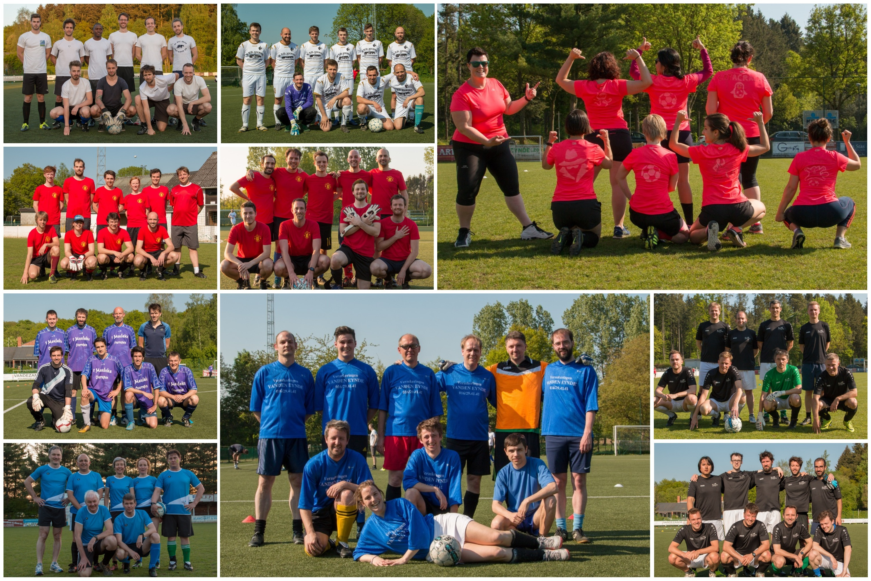 Football Mania Sweeps Materialise during Football Championships