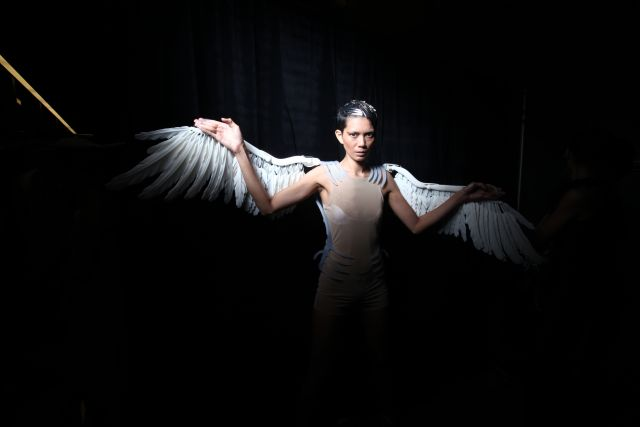 'Open Wings' by Melinda Looi ©The Photoz - Zung