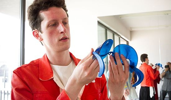 First Fully 3D-Printed Luxury Glasses: Our Co-Creation with Antwerp Fashion Academy Student Dávid Ring