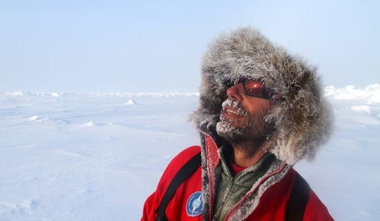 The Last Degree North: Dixie Dansercoer Takes His Custom-Made SEIKO Xchanger Sunglasses to the North Pole