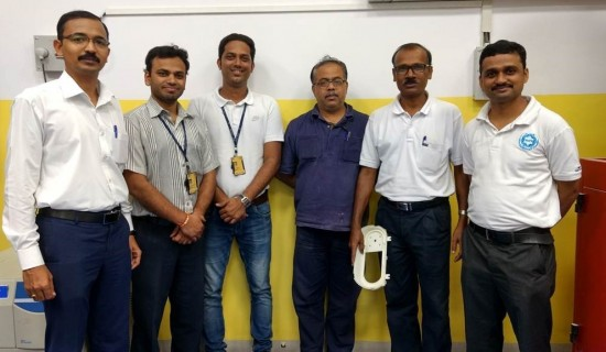 Tata Motors team