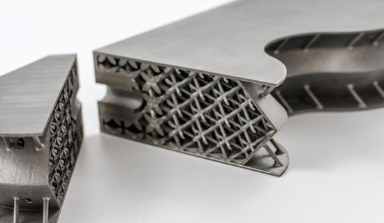 Find Applications for 3D-Printed Metal