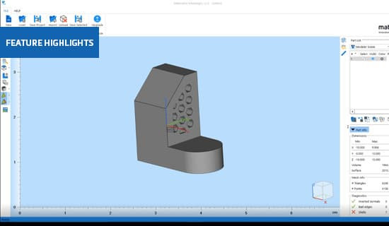 Materialise MiniMagics | Your free file viewer