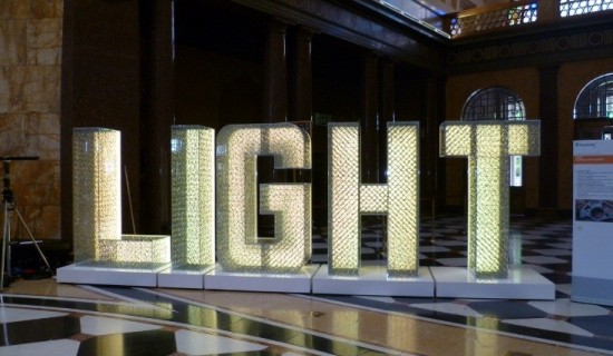 LIGHT Letters Make for the Heaviest Data Set We Ever Sent to a 3D Printer