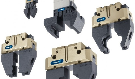 Schunk's 3D-Printed Grippers