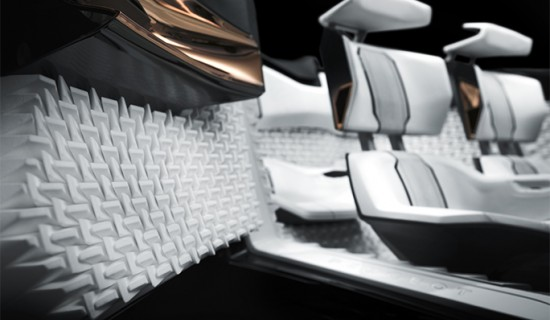 3D Printing Acoustic Interiors
