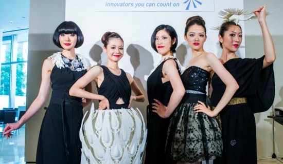 Fashion and 3D Printing Take to the Catwalk in Tokyo