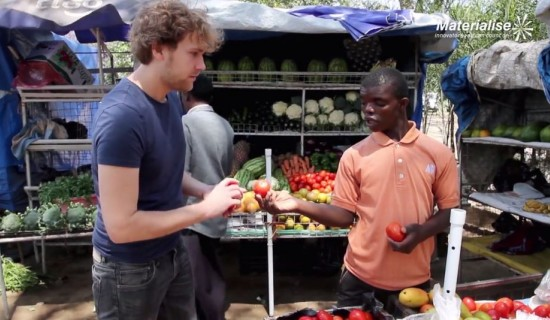3D Printing a More Efficient Food Supply Chain with Wakati