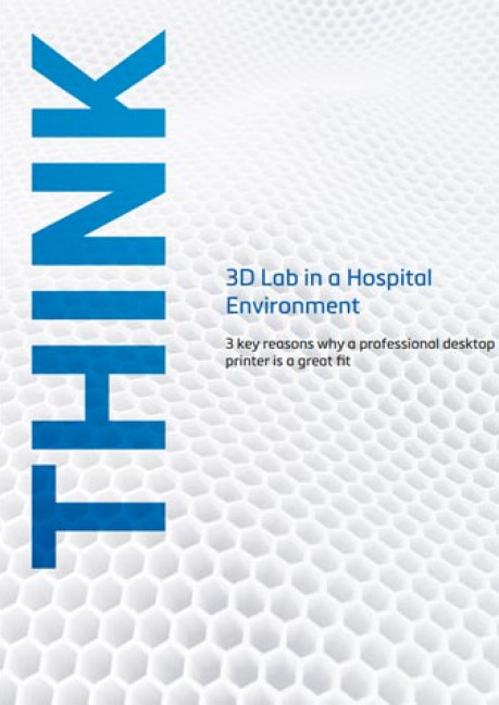 3D Lab in a Hospital Environment