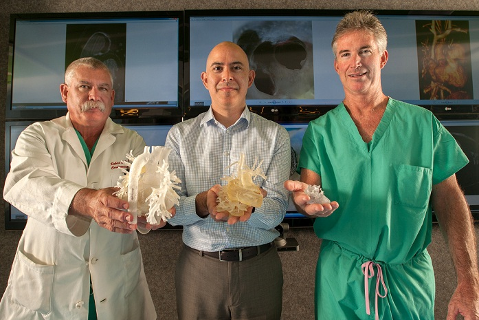 3D Printing in hospitals at Nicklaus Children's Hospital