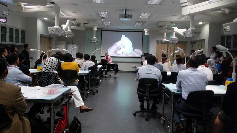 surgical morphology workshop on congenital heart disease