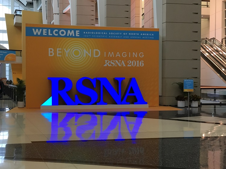 Beyond imaging: RSNA 2016