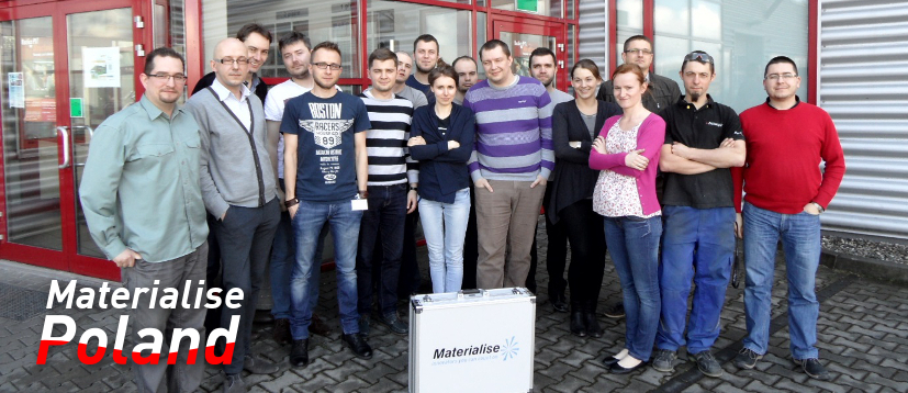 Around the World: Materialise Poland