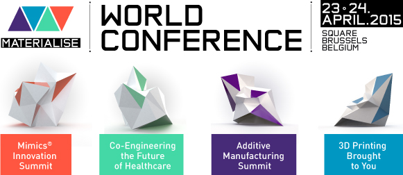 All You Need to Know about the Materialise World Conference