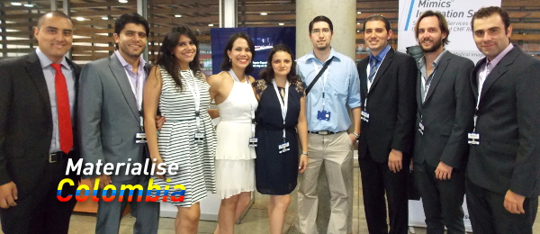 Materialise Around the World: Materialise Colombia