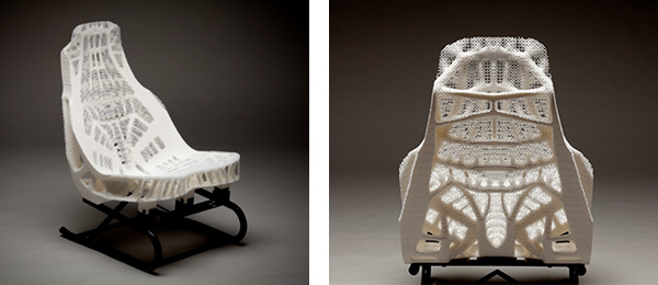 Toyota's Lightweight Car Seat: A Bionic Design