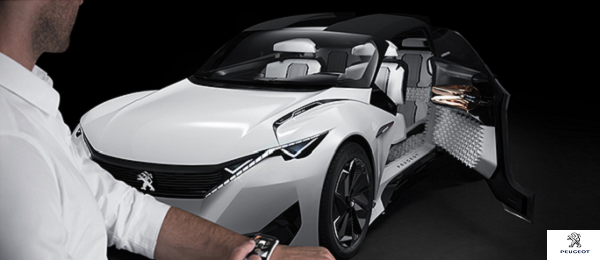 We're on TV! French TV Program M6 Turbo Showcases Materialise Bringing PEUGEOT FRACTAL Concept Car to Life